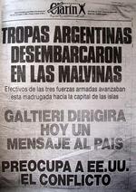 Argentina y el Reino Unido, en dsiputa por las pequeñas Islas Malvinas