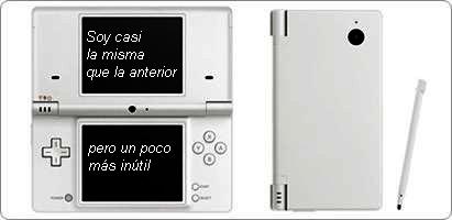 Nintendo DSi criticada