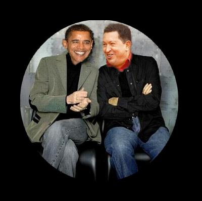 Barack y Hugo