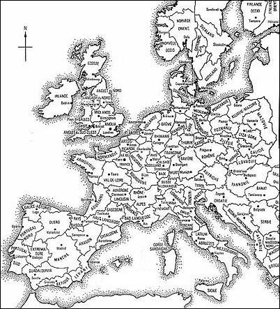 Los nacionalismos fragmentarios