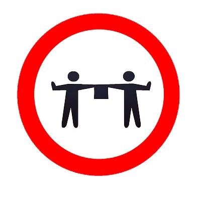 Prohibido compartir