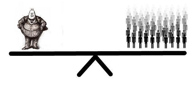 desiguales