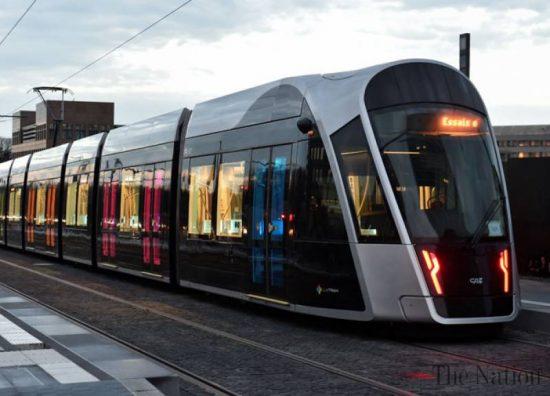 Tranvía luxemburgués