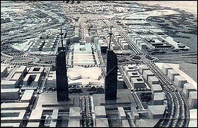 Plan de Valdecarros. Sur de Madrid