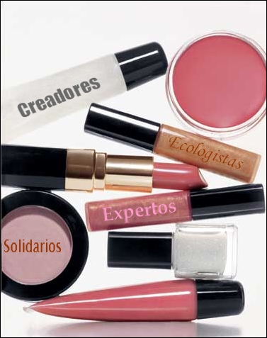 Set de maquillaje periodístico